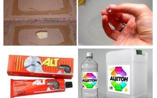 Πώς να πλένετε την κόλλα από τα ποντίκια