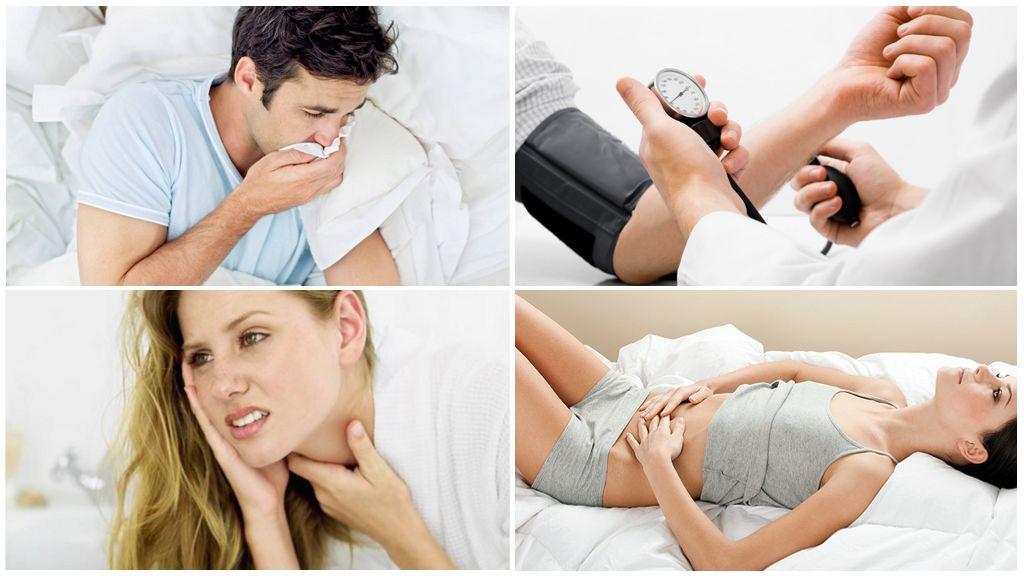 Τα συμπτώματα της νόσου μετά από να δαγκωθούν από ένα μολυσμένο κρότωνα